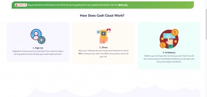 What to do on Cash Clout